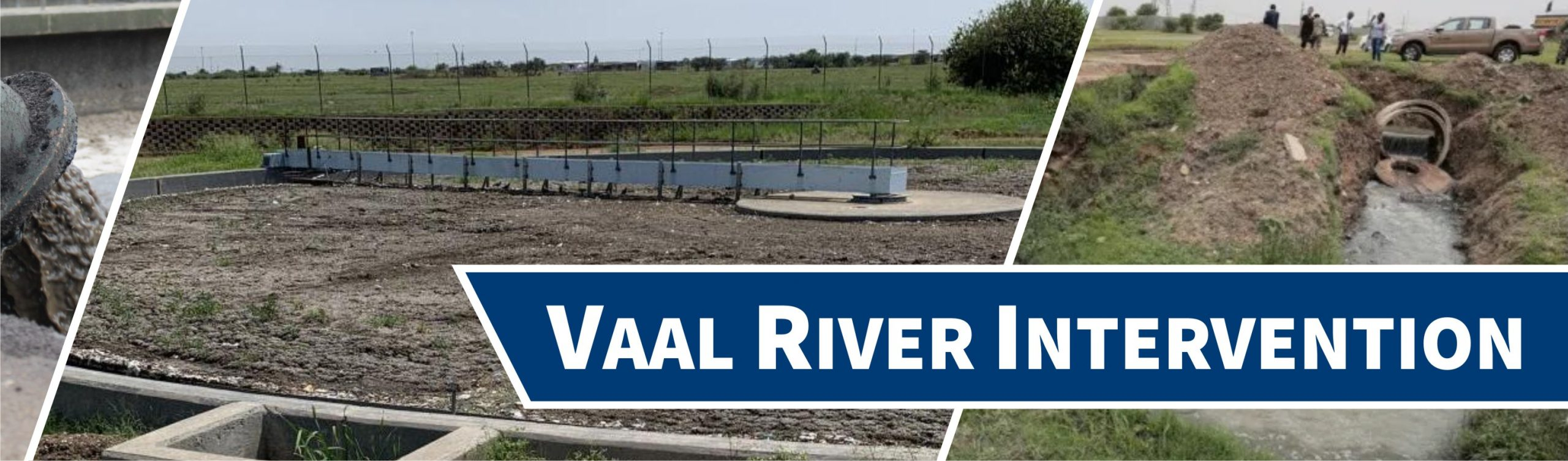 Vaal River Intervention